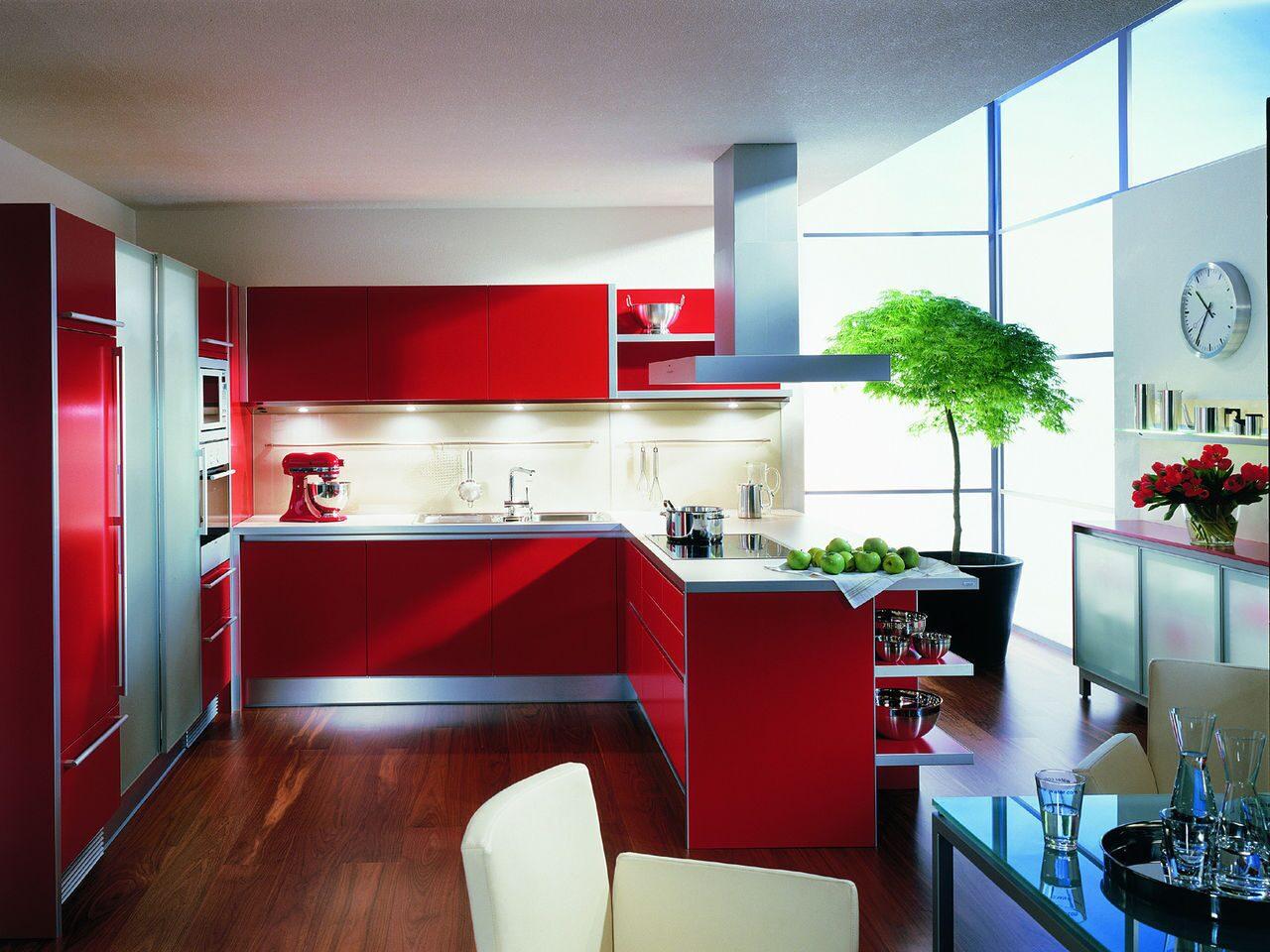 Фото красивого дизайна кухни